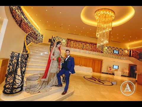 Faizan & Sameera Wedding Cinematic Highlights | Asian Wedding Trailer