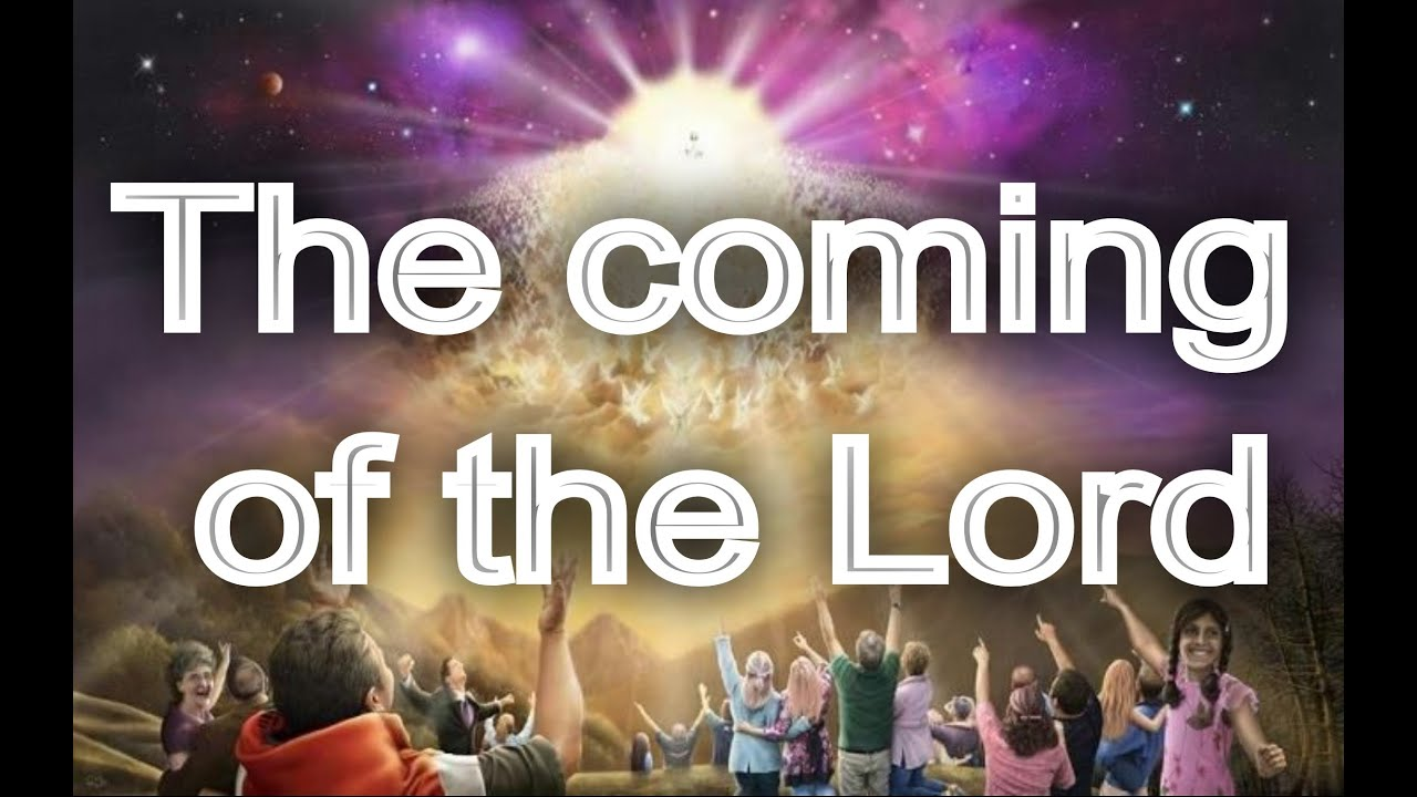 Final Separation... The Coming Of The Lord...(Matthew 25:31-46/Matthew 24:29-31/1 Thes.4:16-17)