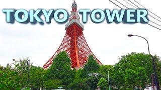 Tokyo Tower, Tokyo - 2016 4K