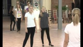 Мастерская ЛА - Урок сценического движения