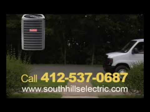 South Hills Electric Air Conditioning Commercial Pittsburgh Electricians Comedy 1