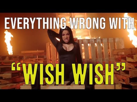 "Everything Wrong With DJ Khaled ft. Cardi B, 21 Savage –  ""Wish Wish"""