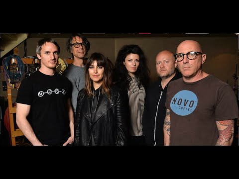 Puscifer BBC Radio 1 Rock Show