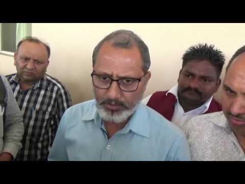 JHANJAR TV NEWS FROM PUNJAB LUDHIANA BJP LEADER KAMAL SHARMA ADMITED IN HOSPITAL BECAUSE OF HEART AT