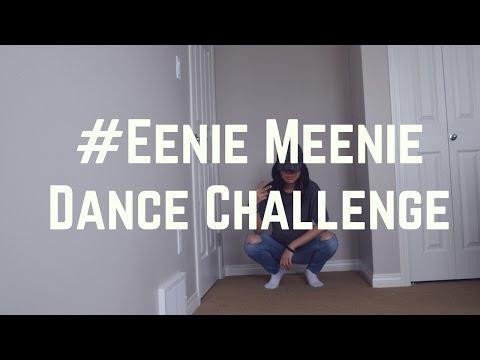 #EenieMeenieDanceChallenge | RockWell Choreography
