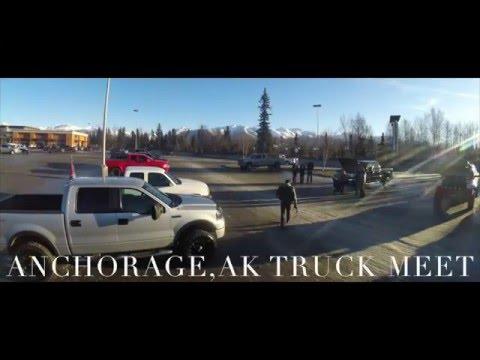 Anchorage, AK Truck Meet