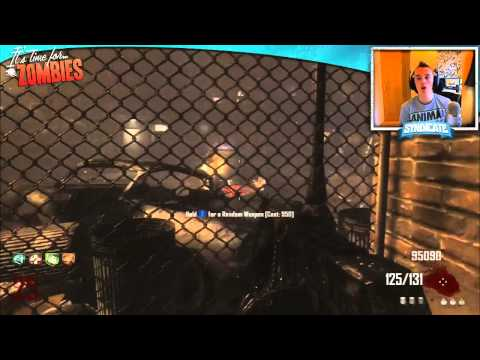 Black Ops 2 Zombies: Round 1-41 Tutorial/Strategy (TOWN) | L