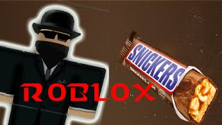 ROBLOX SNICKERS COMMERCIAL