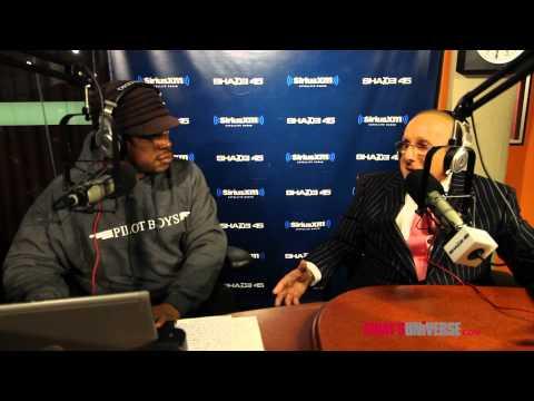 Sway and Clive Davis talk Whitney Houston, Aretha Franklin, and Deborah Cox