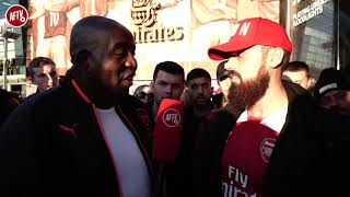 Arsenal 2-0 Watford   Ramsey Should Stay On The Bench If He's Leaving! (Turkish)