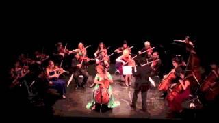 José Bragato: Milontan - Christine Walevska cello
