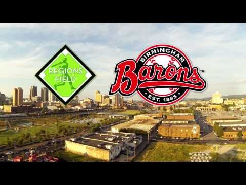 Regions Field Promotional Video