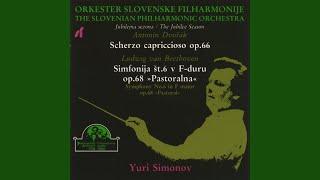 Dvorak, Scherzo Capriccioso Op. 66 /13, 12/ (Live)