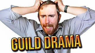 Asmongold Can't Deal With Any More Drama \u0026 Ninja Looting From His Olympus Guilds (Classic WoW)