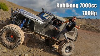 INCREDIBLE Jeep Wrangler RUBIKONG