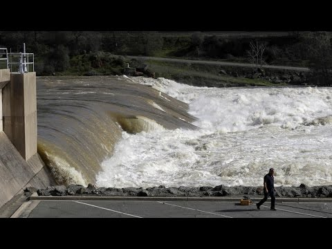 Oroville Dam UPDATE 5 4 2017 5 48 PM The Weather FORECAST Frequency Ring