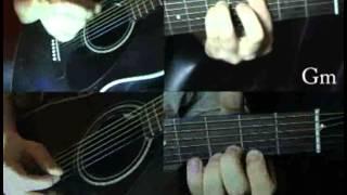 Агата Кристи - Черная луна (Уроки игры на гитаре Guitarist.kz)(, 2014-02-25T13:25:34.000Z)