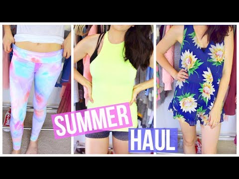 The BIGGEST try on haul in the history of try on hauls....