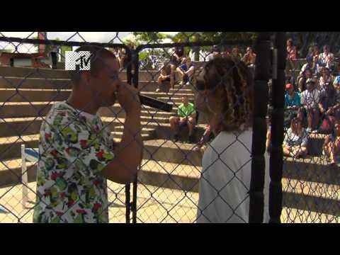 Duelo Sangue B MTV 28 Nissin x Predella
