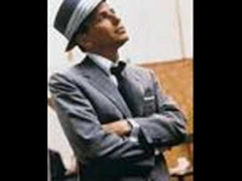 Frank Sinatra singing Oh! Look at me now