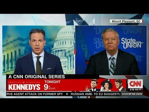 Graham Praises Pompeo's Nomination on CNN's State of the Union