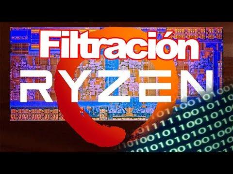Filtraciones de nuevos CPUs AMD Ryzen 2000 'Pinnacle Ridge' - Proto Hw & Tec