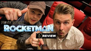 ROCKETMAN Movie Review | Tavern Talk