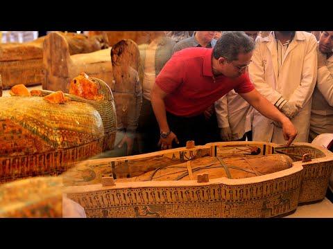 Der Größte FUND Des Jahrhunderts In ÄGYPTEN
