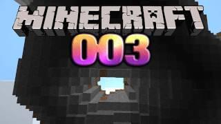 Let's Play Minecraft #003 [Deutsch] [HD] - Majestätische Landschaften