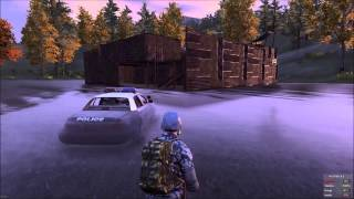 H1Z1: raiding 3 bases in 30 minutes