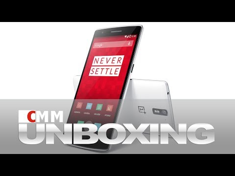 """OnePlus One 16GB Snapdragon 801 """"Flagship Killer"""" Unboxing (chinamobilemag.com)"""