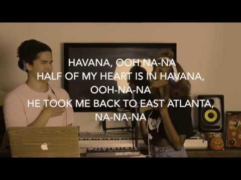 Havana, Mi Gente, & Hips Don't Lie   Alex Aiono(Lyrics)