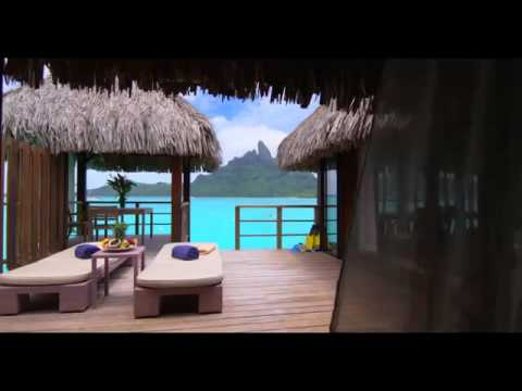 St Regis Bora Bora, French Polynesia - presented by The Couture Travel Company