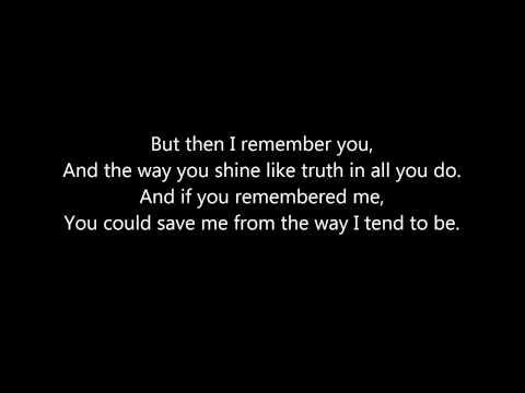 The Way I Tend To Be Lyrics