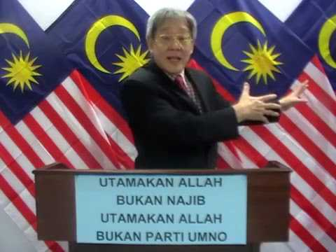 'MALAYSIA IS NOW BANKRUPT IN LAW & IN FACT': ZAHID & NAJIB TRY TO DEFLECT ATTENTION