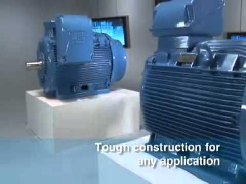W22 - the new electric motor concept - Weg Electric Motors (UK) Ltd  (36891)