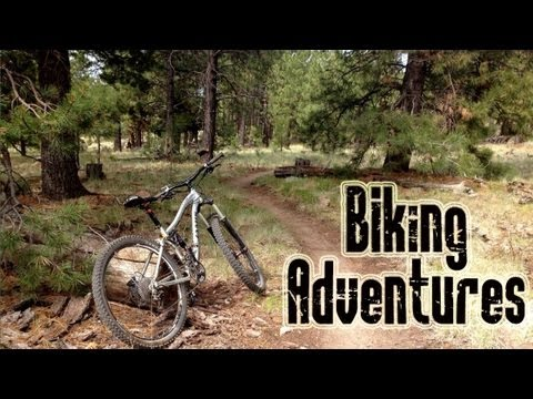 Southern California Mountain Bike Trails Compilation