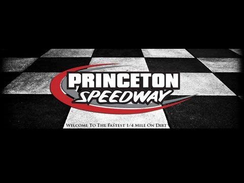 Experience Princeton Speedway!