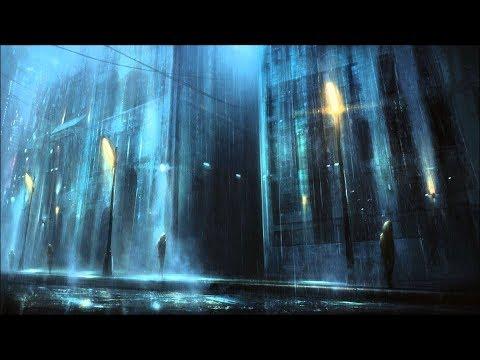Thunderstorm Sound BLACK SCREEN Rain Sound Sleep Relax Meditation ASMR