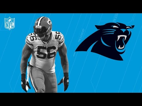 Julius Peppers Welcome (back) to the Carolina Panthers | NFL | Free Agent Highlights