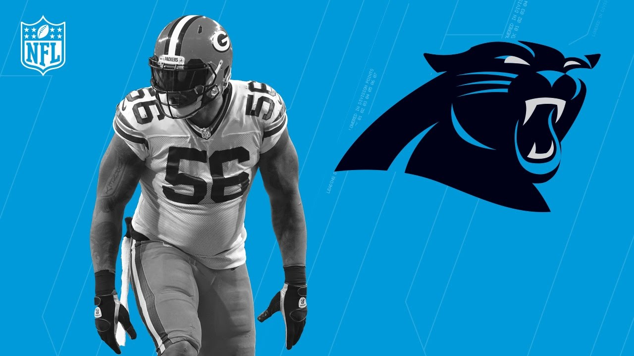 Julius Peppers Welcome Back To The Carolina Panthers Nfl Free Agent Highlights Youtube