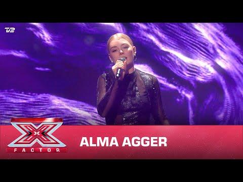 Alma Agger synger 'Swim Good' - Frank Ocean (Live) | X Factor 2020 | TV 2