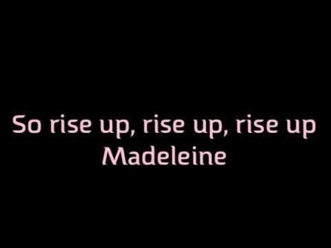 Backstreet boys Madeleine lyrics
