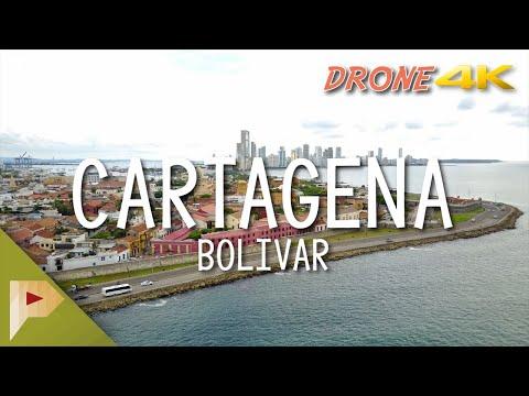 CARTAGENA 4K DRONE | Colombia | Próxima Parada