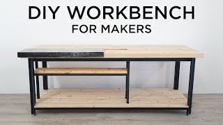 Building a Workbench for Makers