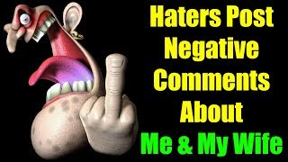 Haters Post Negative Comments About My Wife, My Marriage & Me - Loy Machedo Responds