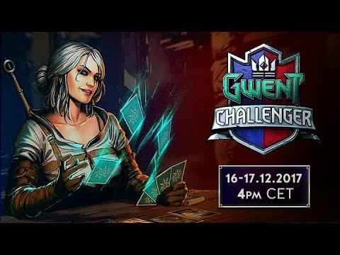 GWENT Challenger #2 | Semifinals and Final | $100 000 prize pool!