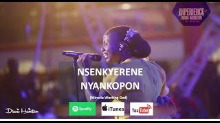Diana Hamilton NSENKYERENE NYANKOPON (Miracle Working God) OFFICIAL LIVE VIDEO.mp3