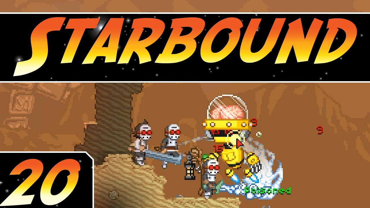 starbound how to get a server