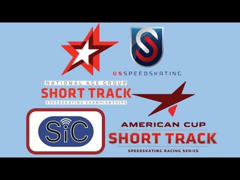 Short Track Nationals/Am Cup 3 2017 - Day 3 Part 1